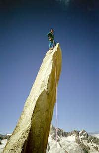 Salbit South Ridge - Summit...