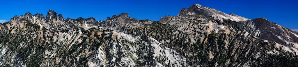 Trapper Peak Ridgeline