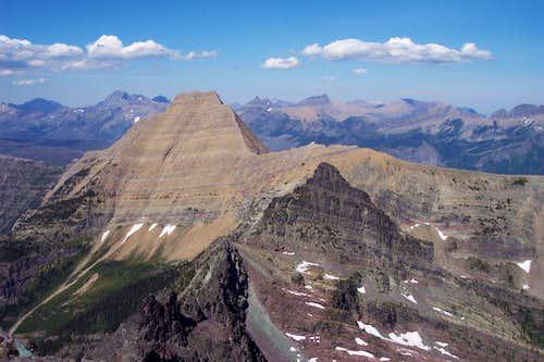 Mount Vaught  Views