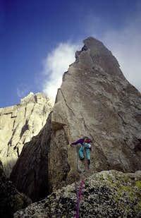 Salbit South Ridge - Key length