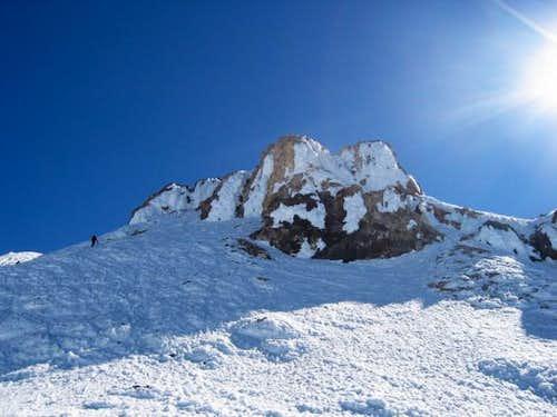 Final summit pinnacle. Almost...