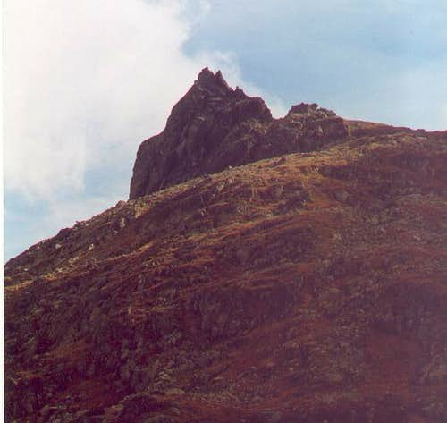 Mnich seen from the west,...