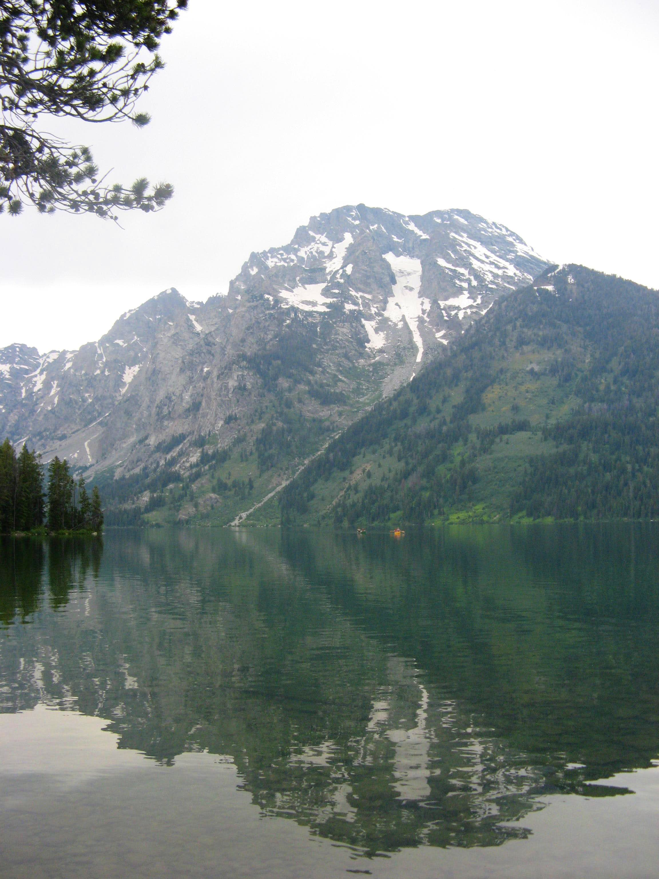 Mt Moran and Onsoeld\'s Surprise