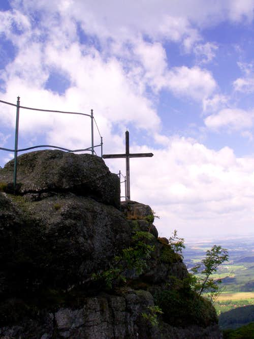 Summit cross ...