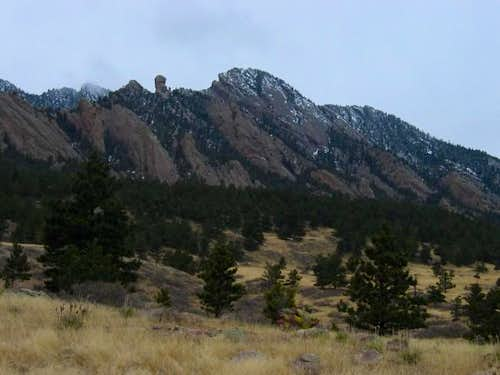 South Boulder Peak and Bear...