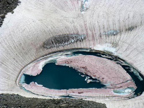 Isabelle Glacier