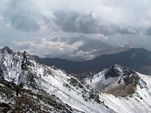 From Top of  Alam Kooh