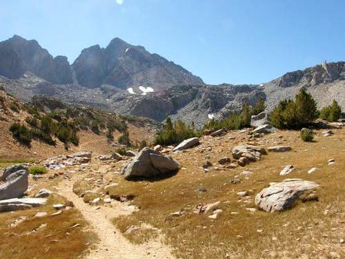 Mt. Agassiz & Bishop Pass Trail