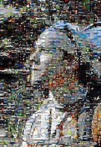 Self Portrait/Mosaic