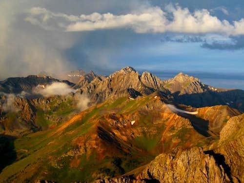 Lookout Peak View