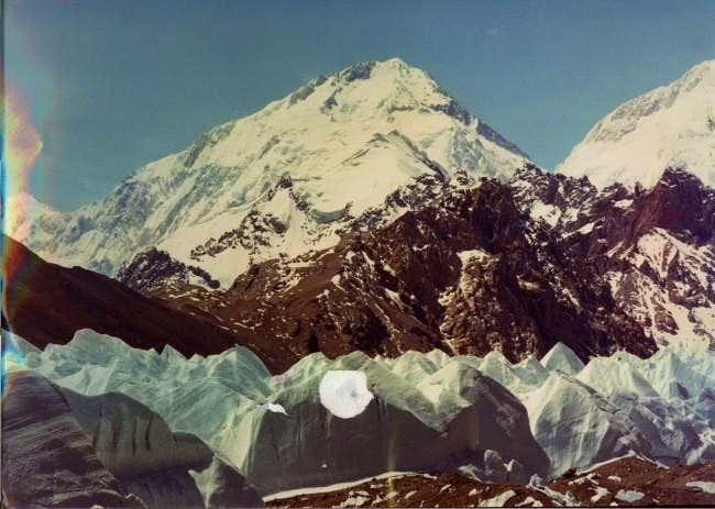 Mount Tomur.