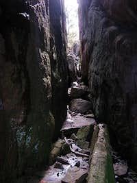 Grottorna at Stigberget