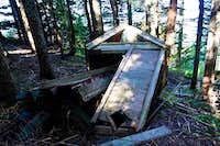 Nesmith Outhouse no more