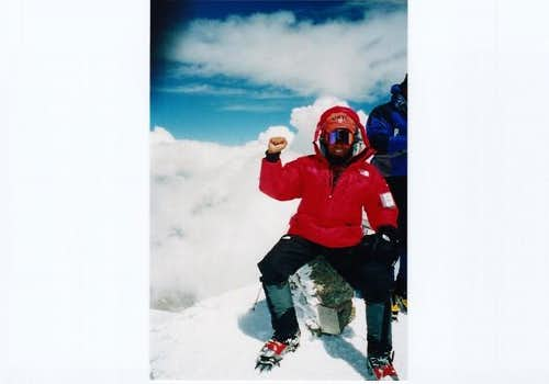 Mt. Elbrus Summit ,July 14th...