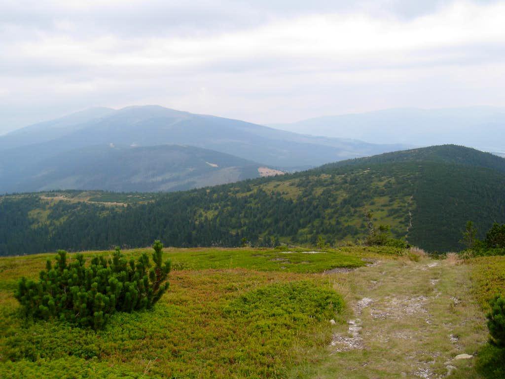 Nizke Tatry, range
