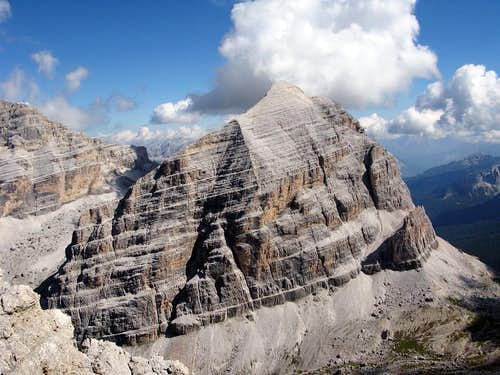 Tofana di Rozes (3.225 mtrs)