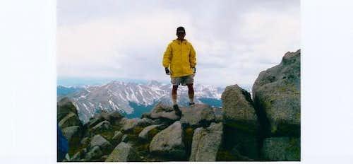 Mt. Shavano Summit