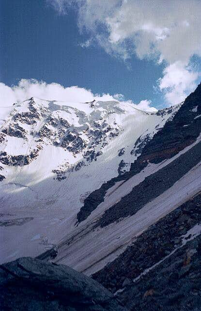View to the Northface of...