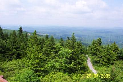 Spruce Knob -- A View from the Top (2005)