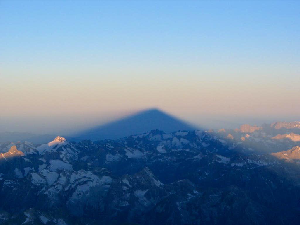 Shadow of Elbrus