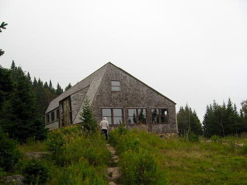 Mizpah Hut