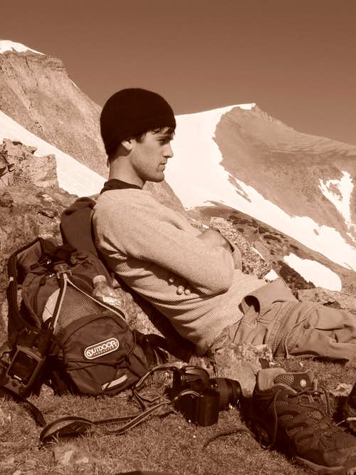 Nick and Sopris--Sepia