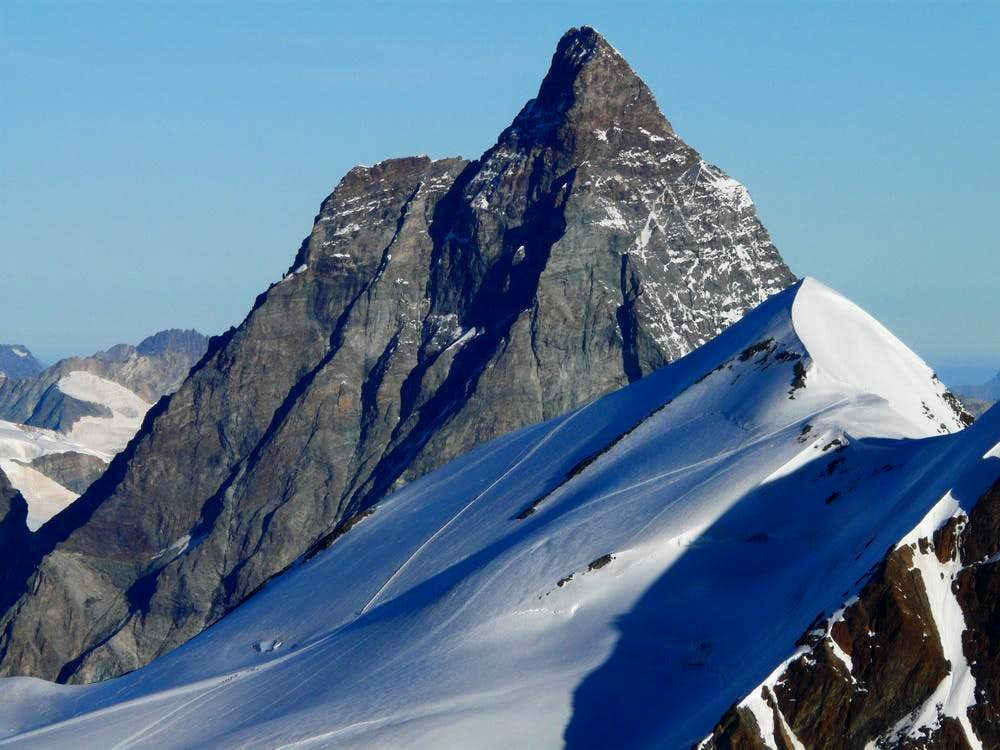 Cervino-Matterhorn and Breithorn