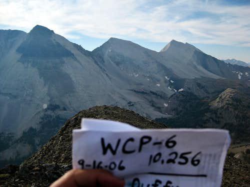 O'Caulkens, WCP-9, DO Lee