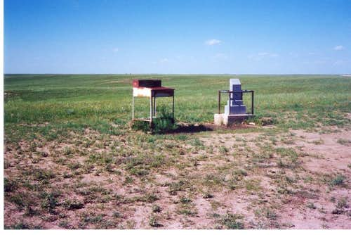 Summit area, Panorama Point (2003)