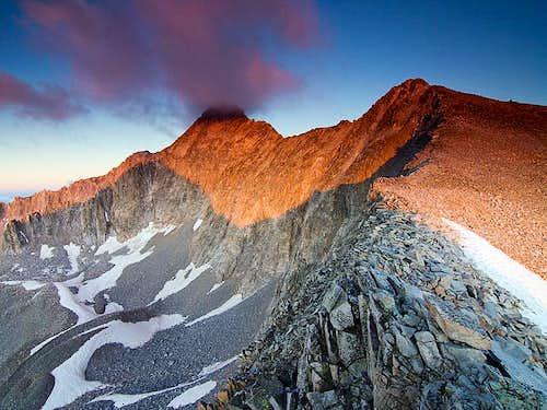 Capitol Peak and K2