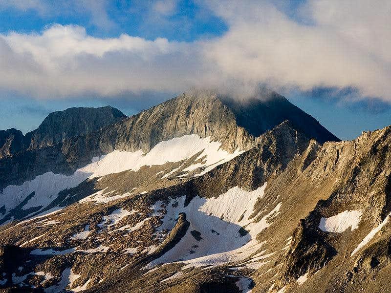 Snowmass Mountains