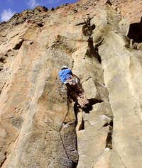 Me Leading The Pod, 11a, on...