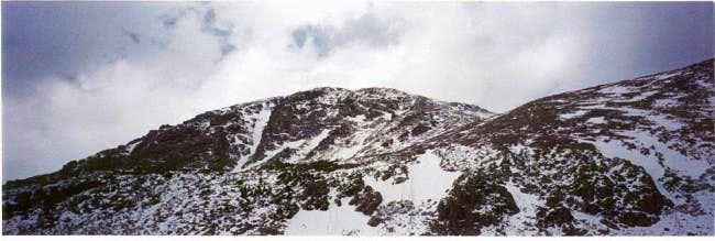 S. Arapaho Peak from the...