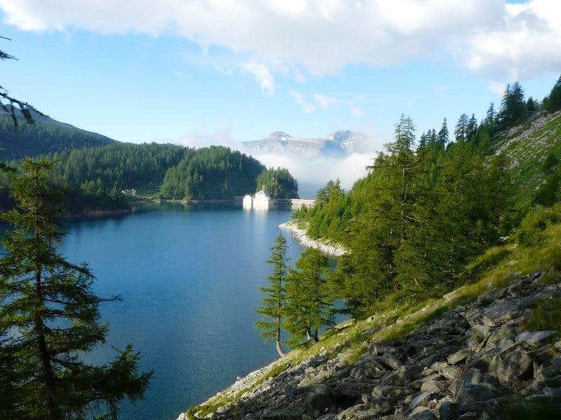 Lake of Devero