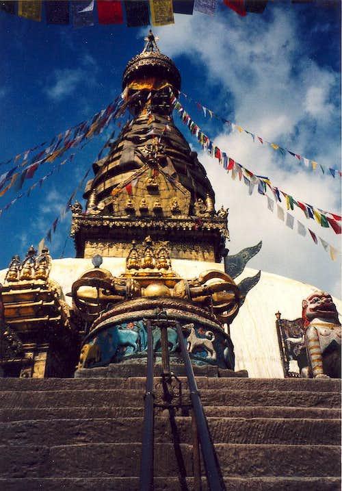 Stupa Katmandu