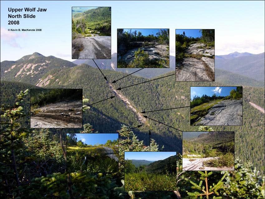 Upper Wolfjaw North Slide