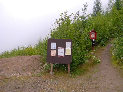 Johnson Ridge Trailhead