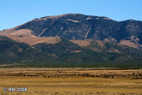 Spruce Mountain (NV)