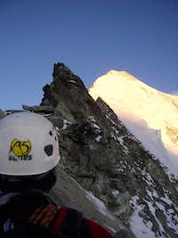 Weisshorn East ridge