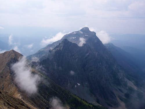 Mount Vaught from Heaven's Peak