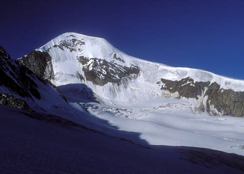 Similaun north face (July 1990)