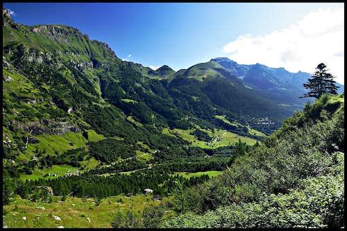 Cairasca valley