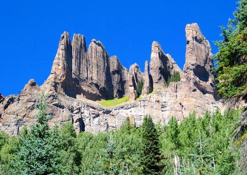 Mill Creek Spires