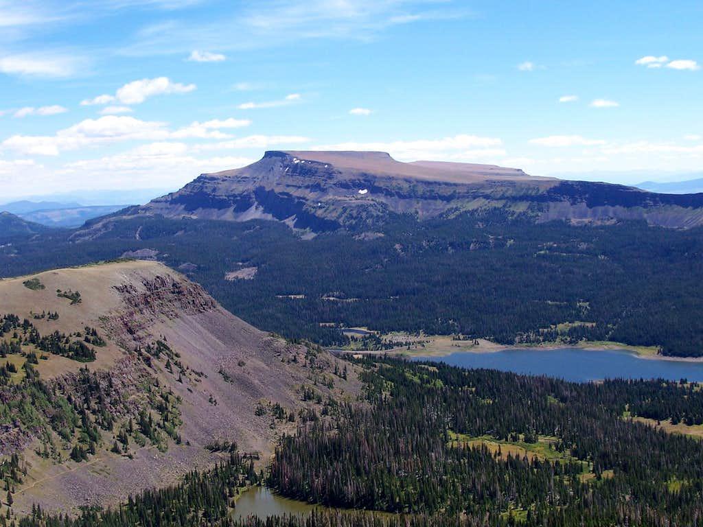 Flat Top Mountain