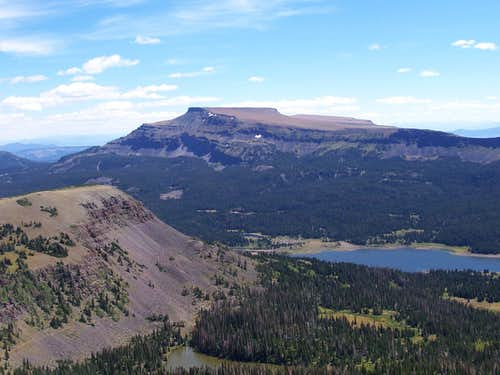 Flat Top Mountain