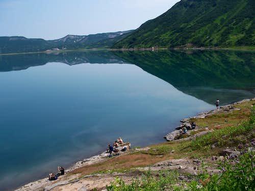 Karymsky Lake