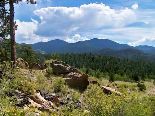 Puma Hills