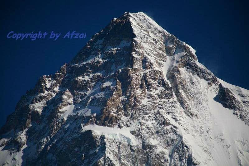 K2 (8611-M), Karakoram, Pakistan