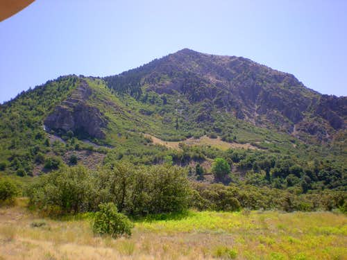 Malan's Peak and Basin
