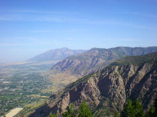 View Northward